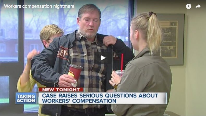 Workers compensation nightmare