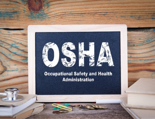 OSHA exists to promulgate regulations requiring workplaces be safe!
