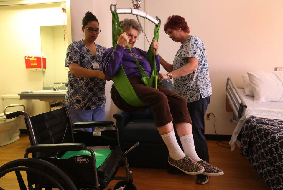 oregon workers compensation for Nurses