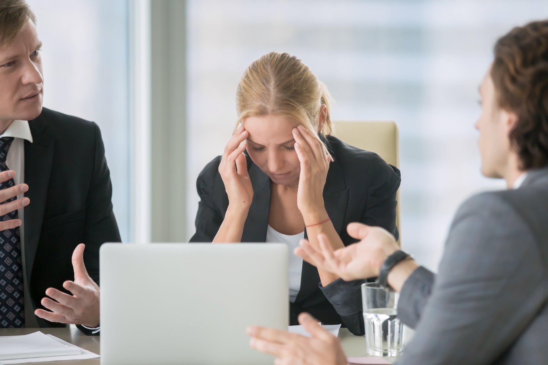 Oregon workplace stress attorney